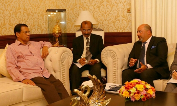 US Ambassador And Indian High Commissioner Meet President And Stress For Measures To End Political Crisis