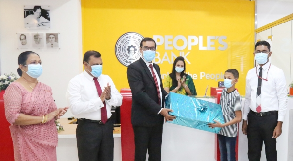 People's Bank Polonnaruwa City Branch moves to Polonnaruwa City Center