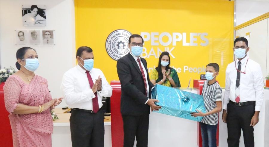 People's Bank Polonnaruwa City Branch moves to Polonnaruwa City Center
