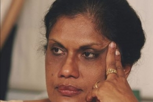 Chandrika Receives Top Award From France: First Sri Lankan Citizen To Win Prestigious Award