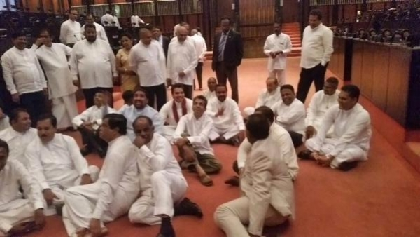 Controversy Over UPFA MPs Who Boycott Parliament, But Eat From Parliament Cafeteria At Subsidised Rates: UNP Raises Questions