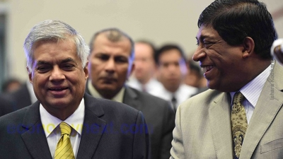 Bribery Commission Records Statement From Power And Energy Minister Ravi Karunanayake On Treasury Bonds Scam