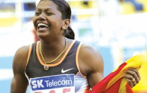 Former Athlete Susanthika Jayasinghe And Her Two Children Test Positive For COVID19