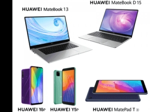Huawei launches multiple smart devices at mega online launch in SL