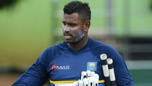 Mathews And Lakmal Pass Fitness Test: Declared Fit To Play Against West Indies