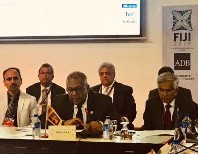 Mangala Says Terrorism A Threat To Entire Region: Stresses Sri Lanka's Efforts Must Collaborate With Measures To Eradicate Global Terrorism