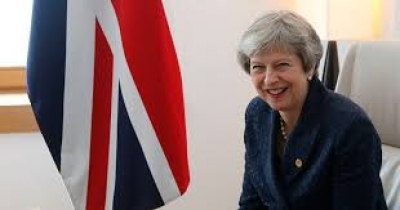 British Prime Minister Theresa May Bows To Intense Pressure: Announces She Will Resign From Post On June 07