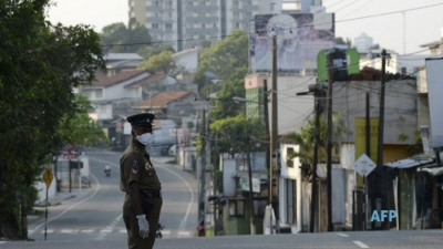 Curfew in Western Province from tomorrow until next Monday