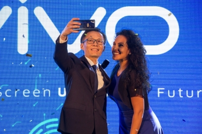 Vivo V11Pro AI Smartphone Makes Debut in Sri Lanka Promising Perfect Shots and Immersive Design