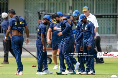 Kusal Mendis Likely To Miss Second Test Due To Ankle Injury: Angelo Perera To Replace Mendis