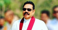 Mahinda Rajapaksa Sworn In As New Prime Minister At Presidential Secretariat