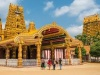 Security Beefed Up Around Nallur Temple Jaffna Due To Anonymous Letter Threatening Possible Attack: Jaffna Police Investigating The Letter