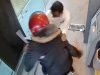 [VIDEO] Brave Security Officers Take On Bank Robbers To Avert Major Robbery At Sampath Bank Anuradhapura